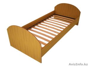 Армейские металлические кровати, двухъярусные кровати для детских лагерей. опт. - Изображение #3, Объявление #1422059