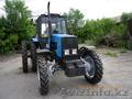 узкие диски шины и проставки на трактора МТЗ
