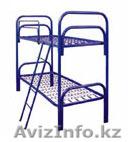 Армейские металлические кровати, двухъярусные кровати для детских лагерей. опт., Объявление #1422059